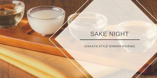 Sake Night