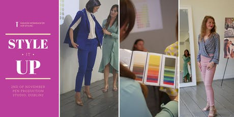 Find your style ! fashion workshop tickets