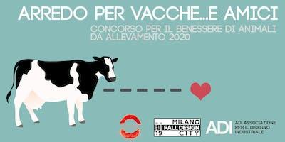 Arredo per vacche e amici - concorso per il benessere degli animali