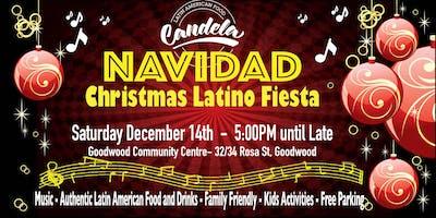 """ Navidad"" Candela Christmas Latin Fiesta"