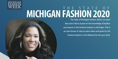 The State of Michigan Fashion 2020