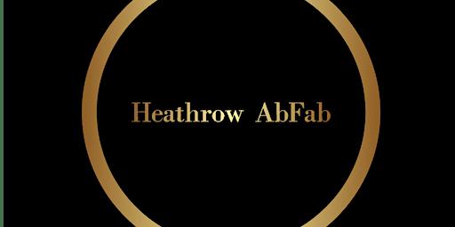 Heathrow AbFab New Year's Eve - Members with a membership card starting HA.