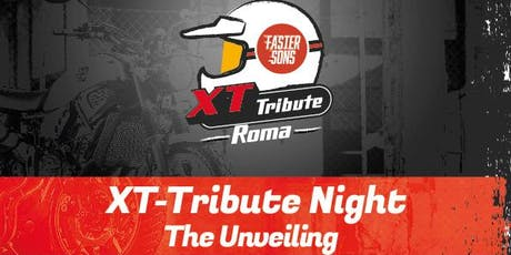 XT-Tribute Night: The Unveiling biglietti