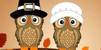 Come join us for our Thanksgiving Lunch Nov 13th Scouts and Raiders 11:30am