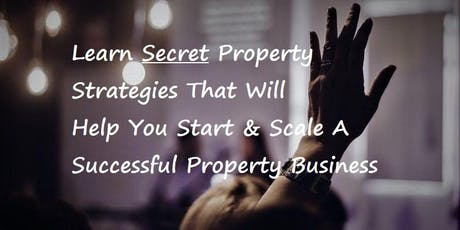 Property Expert Secrets tickets