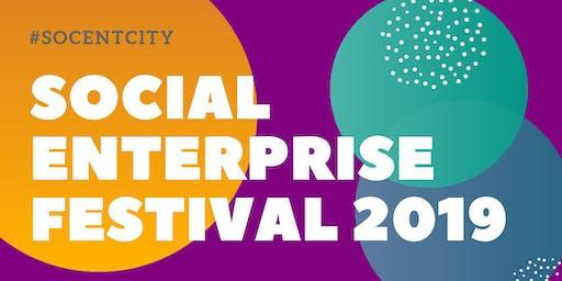 Plymouth Social Enterprise City Festival Launch Event