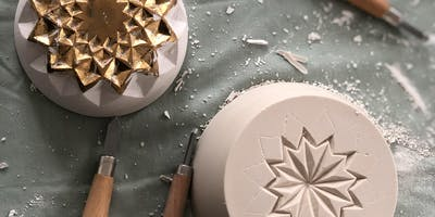 Better than Therapy - Plaster Carving Workshop