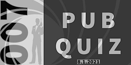Pub Quiz: James Bond tickets
