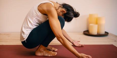 Taller de Movimiento para el Yoga: Suelo Pélvico tickets
