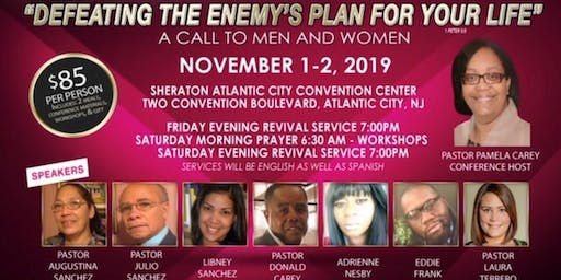 Sisters Fellowship Ministries, Inc. Annual Conference & Revival