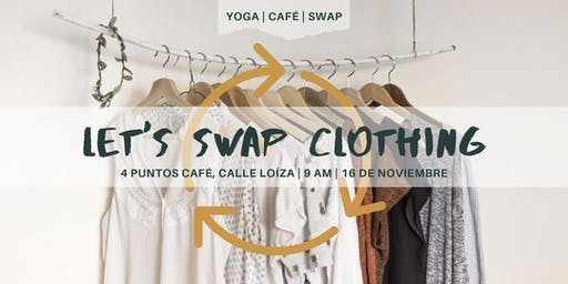LET'S SWAP CLOTHING