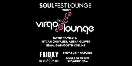 The Soulfest Lounge Presents Gwendolyn Collins & The Virgo Lounge