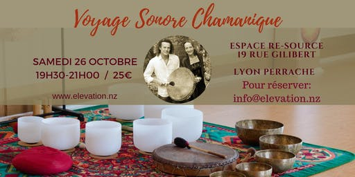 Voyage Sonore Chamanique