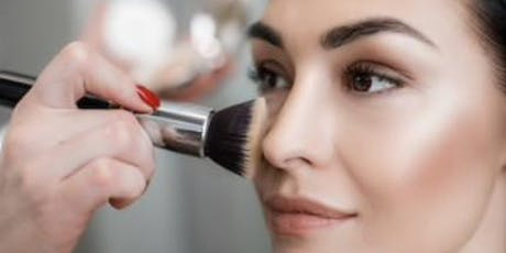 Minerale make-up workshop tickets