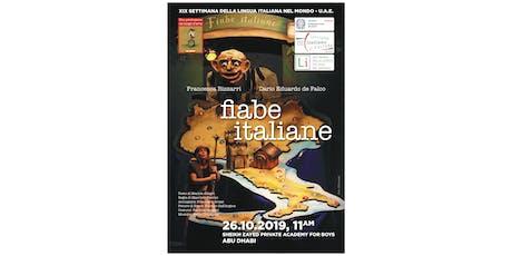 Fiabe Italiane tickets