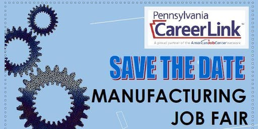 Manufacturing Job Fair