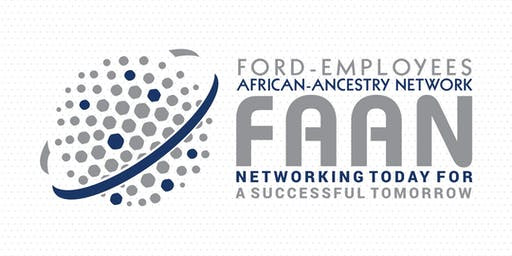 FAAN Presents The 39th Annual Black History Month Gala Celebration Friday, February 21, 2020