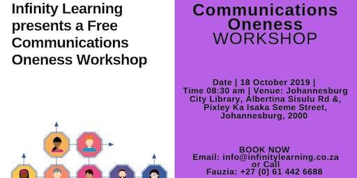 Communications Oneness
