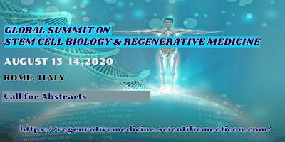 Global Summit on Stem Cell & Regenerative Medicine