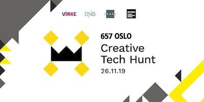 CreativeTech Hunt @ 657 Oslo