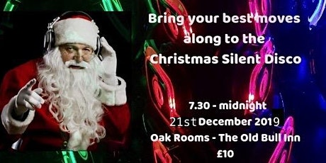 Christmas Silent Disco tickets