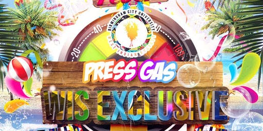 Press Gas - WIS Exclusive