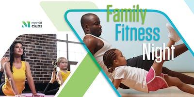 Family Fitness Night