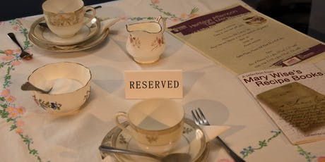 Heritage Afternoon Tea tickets