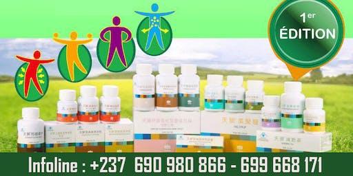 Foire de bien-être et des produits TIENS