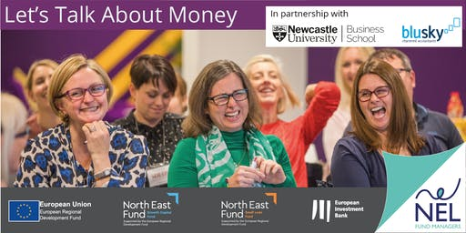 Let's Talk About Money - in partnership with Newcastle University Business School