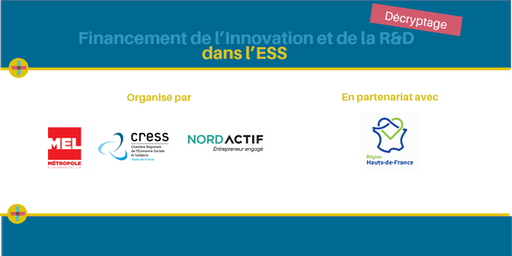 Décryptage du Financement de l'innovation et de la R&D en ESS