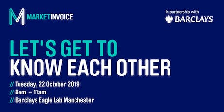 MarketInvoice meets Manchester's finest tickets