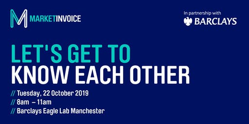 MarketInvoice meets Manchester's finest