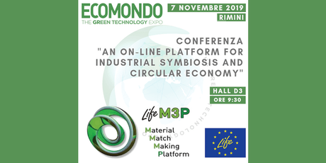 An Online Platform for Industrial Symbiosis and Circular Economy biglietti