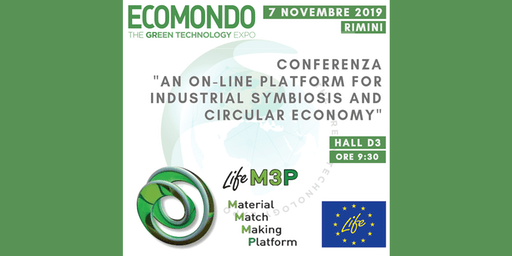 An Online Platform for Industrial Symbiosis and Circular Economy