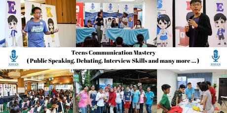 Teens Communication Mastery Program ( Noon Session ) tickets