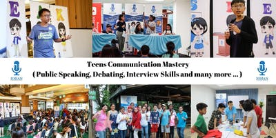 Teens Communication Mastery Program ( Morning Session )