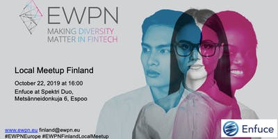 Sustainability and Diversity in Finance // EWPN Local Meetup Finland