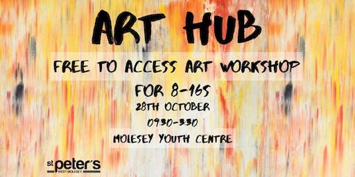 Art Hub October 19