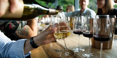 SIPPING SATURDAY, FREE WINE TASTING