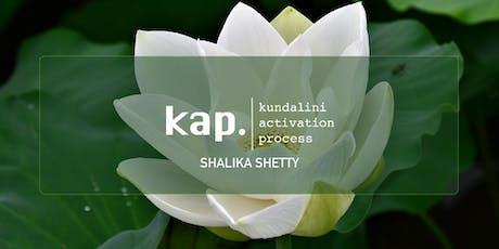 KAP - Kundalini Activation Process tickets
