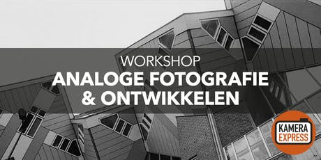 Workshop Analoge Fotografie en Ontwikkelen tickets