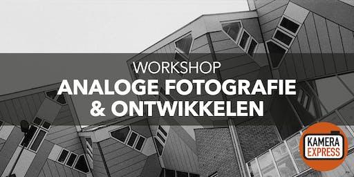 Workshop Analoge Fotografie en Ontwikkelen