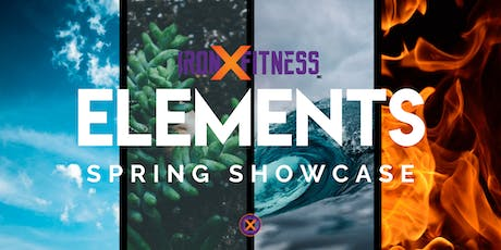 ELEMENTS: IXF Spring Showcase tickets