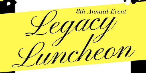 8th Annual Legacy Event - Kalamazoo