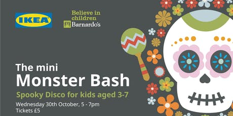 The mini Monster Bash tickets