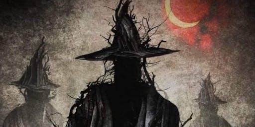 Historical Westclox Witches & Warlocks