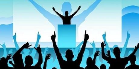 Copie de Apprenez à être à l'aise en public, Offrez-vous les clés de la réussite !  billets