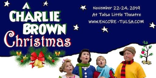 A Charlie Brown Christmas: Saturday, 11/23 at 2:00 PM