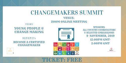 Changemakers Virtual Summit